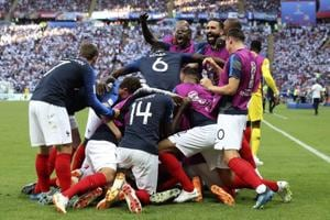 France defeated Argentina to reach the quarterfinals of the FIFA World Cup 2018 in Kazan on Saturday. Get highlights of France vs Argentina FIFA World Cup 2018 Round of 16 match here.