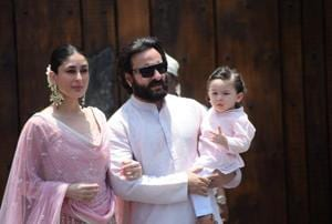 Kareena Kapoor Khan and Taimur are still in London, while Saif Ali Khan returned to Mumbai few days back.