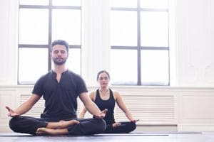 A daily 10-minute yoga routine can help you feel more energetic, and help you regain body-mind balance.
