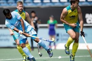 Manpreet Singh was the only Indian to score in the penalty shootout against Australia in the Champions Trophy final.