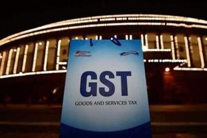 Implementation of GST completes one year.