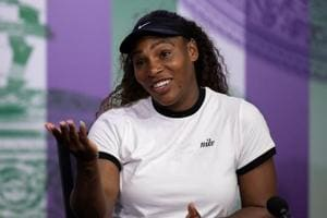 Serena Williams has been seeded 25th for Wimbledon.