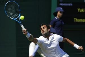 India's Yuki Bhambri has now lost all his four matches against Thomas Fabbiano , ranked 133.