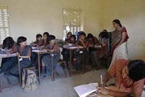 There are around 86,000 government schools in the state.