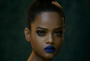 Indian model Renee Kujur is a spitting image of  Barbadian pop singer Rihanna.