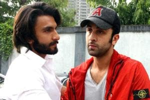 Ranveer Singh inspires and excites me to do better, says Ranbir Kapoor