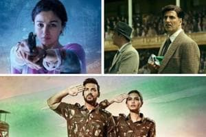 Many patriotic films are in the offing from Bollywood this year.