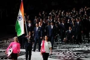India will send a total of 524 athletes to the Asian Games that will be held in Indonesia.