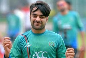 Rashid Khan has so far taken 100 wickets in 44 ODIs apart from claiming 57 scalps from 33 T20s in his international career.