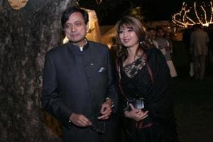 Sunanda Pushkar was found dead in a luxury hotel room on the night of January 17, 2014.