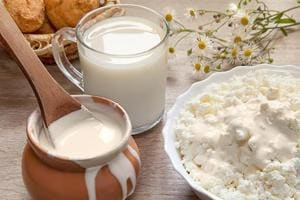 Improve your immune system: Experts say that a bowl of curd everyday in your diet can keep your gut healthy.
