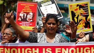 Widespread protests rocked the hill state after the rape and murder of the Class-10 student.