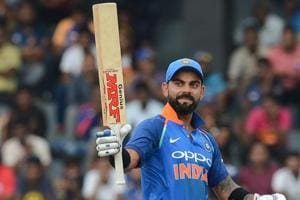Virat Kohli, Indian cricket team captain,  is only the fourth cricketer in the world to enter the elite club of 2000 T20 International runs.