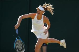 Wimbledon Day 2: Past champions Sharapova, Kvitova beaten