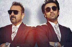 Sanju, starring Ranbir Kapoor,  is doing well at the box office.