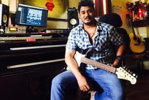 Sanju is musically high, courtesy this Allahabad lad