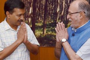 Lieutenant Governor of Delhi, Anil Baijal, and Delhi Chief Minister Arvind Kejriwal. On Wednesday, the Supreme Court held that Lieutenant Governor Anil Baijal does not have independent decision-making powers, and is bound to act on the aid and advice of the Council of Ministers.