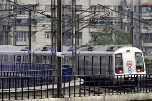 The metro services were disrupted for a few hours on Delhi Metro's Blue Line, following a scuffle between DMRC and CISF staff over a parking issue at the Dwarka Sector 21 metro station in southwest Delhi.