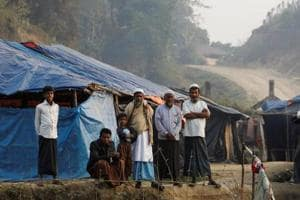 Since August, when a military crackdown in Myanmar forced many Rohingyas to cross the border into Bangladesh and seek shelter in the crowded camps, 19 people, some of them community leaders, have been killed.