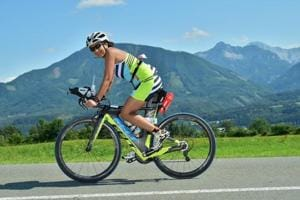 Anju Khosla on July 1 completed the Ironman Triathlon in Carinthia, Austria.