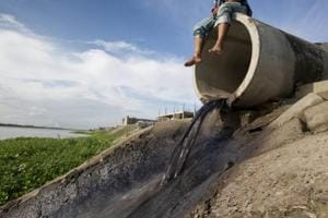 Photos: Bangladesh's toxic tanneries are polluting again at relocated site