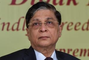 """Chief Justice of India Dipak Misra. Describing the CJI as """"first among equals,"""" a bench of justices AK Sikri and Ashok Bhushan said although the constitution was silent on the CJI's role as the master of the roster, his power was based on a healthy practice and """"convention""""."""