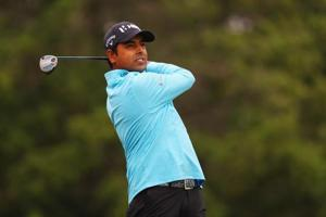 Anirban Lahiri was in great form in the Greenbrier Classic golf tournament.
