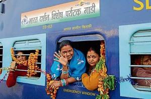 The train service will start from November 14 from Delhi and take 16 days to cover the circuit.