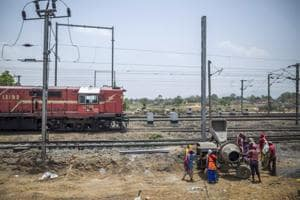 Photos: Linking Jharkhand coal mines to power plants on Tori-Shivpur Rail Line