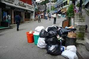 Himachal generates around two tonnes of plastic waste daily, of which large portion is littered on roadsides, mountains and in drains.