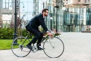 Cyclists have been found to have the lowest BMI.