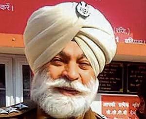 DSP Gurjit Singh Romana