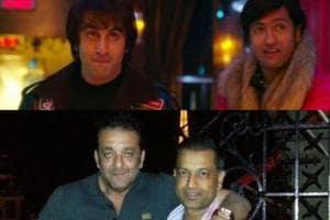 Post Sanju, Sanjay Dutt thanks real-life Kamli: You're my pillar of strength
