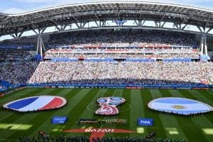 Argentina is set to pay the highest FIFA World Cup fine for a second straight edition, even though it exited in the round of 16.