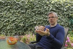 Former Jammu and Kashmir chief minister Omar Abdullah on Monday reiterated his demand for immediately dissolving the state assembly to end rumours of horse-trading and breaking up political parties.