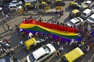Section 377 of the penal code, bans gay acts and allows for jail terms of up to life, although prosecutions are rare.