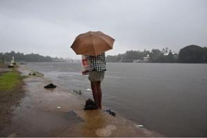 The Piloor dam received inflow of 10,000 cusecs due to rains in the catchment areas in Coimbatore and Nilgiris districts.