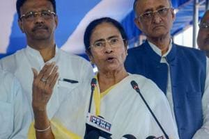 TMC had tested a similar ploy on June 28 when BJPpresident Amit Shah visited the temple town of Tarapith in Birbhum district, wrapping the entire stretch through Rampurhat with big cutouts and banners of Mamata Banerjee.