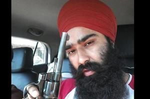Gangster Dilpreet Singh Baba