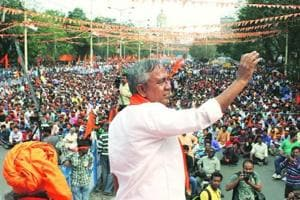 Hindu Samhati members said Tapan Ghosh completely disassociated himself from the organisation over the past couple of months.