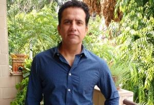 Rajiv Grover has written his debut book titled God Won't Help.