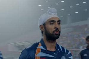 Diljit Dosanjh plays hockey player Sandeep Singh in Soorma.