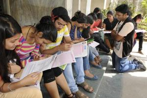 Flooded with complaints of irregularities, Delhi University's Law Faculty on Wednesday withdrew results for its undergraduate entrance test within an hour of publishing it on its website.