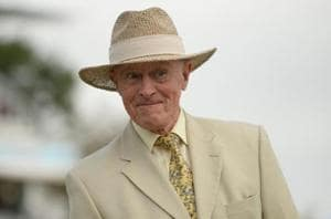 Geoffrey Boycott played 108 Tests for England from 1964-1982, scoring 8,114 runs at 47.72.