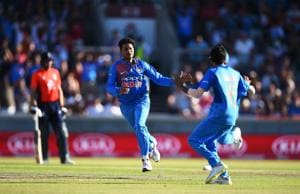 India spinners Kuldeep Yadav and Yuzvendra Chahal will play a key role in the ODI series against England.