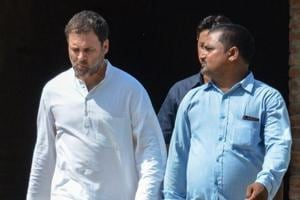 Those who attended Wednesday's interaction with Rahul Gandhi included economist Abusaleh Sharif, former Planning Commission member Syeda Saiyidain Hameed, historian Irfan Habib, and educationists Rakhshanda Jalil and Ilyas Malik.