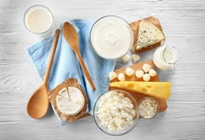 Cheese, butter, full fat dairy can be good for your heart.