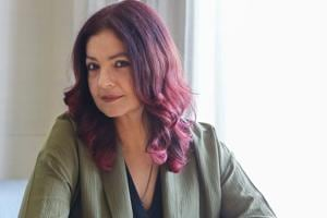 Actor-filmmaker Pooja Bhatt made her acting debut in the 1989 film Daddy, which was directed by her father, Mahesh Bhatt.