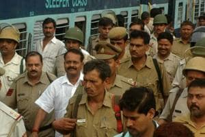 Bajrangi was shot dead by another west UP gangster Sunil Rathi, a murder convict lodged in Baghpat jail.