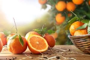 People who ate at least one serving of orange every day had more than a 60% reduced risk of developing late macular degeneration.